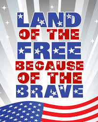memorial day land of the free