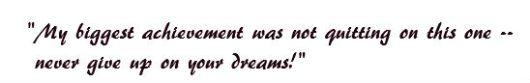 carol storm quote