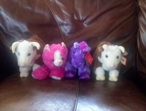 stuffed friends