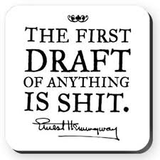 ernest hemingway first draft quote
