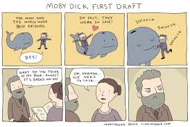 mobydick first draft