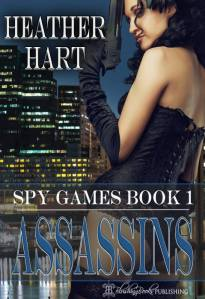 Spy Games Book 1-Assassins HH