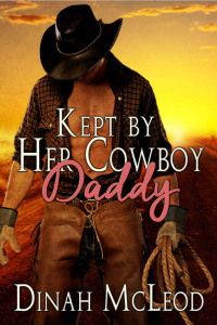 Kept by Her Cowbow Daddy Cover-DM