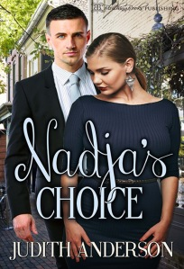 Nadja's Choice - JA cover